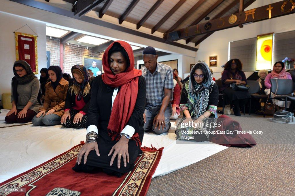 Qal'bu Maryam women's mosque : Fotografía de noticias