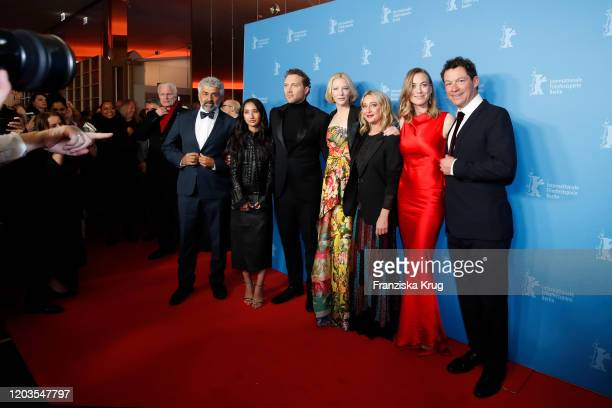 "Soraya Heidari, Jai Courtney, Cate Blanchett, Asher Keddie, Yvonne Strahovski, Dominic Yvonne Strahovski arrives for the ""Stateless"" premiere during..."