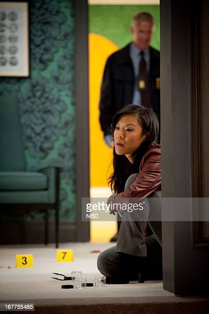 HANNIBAL Sorbet Episode 103 Pictured Hettienne Park as Beverly Katz