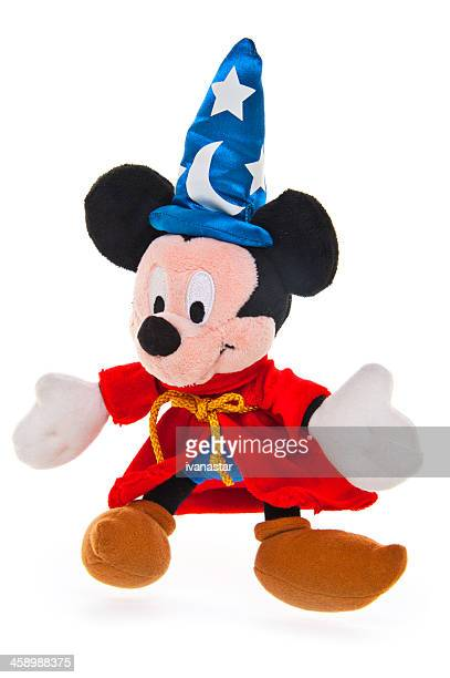 Schamane Mickey Mouse, blau Wizard Hat