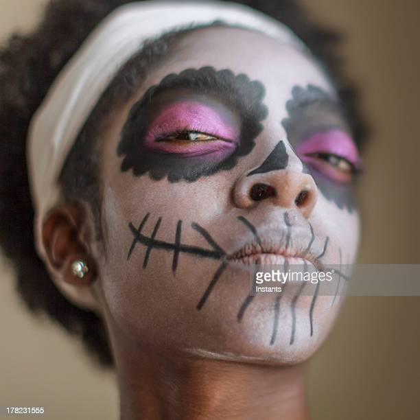 366 Voodoo Makeup Photos And Premium High Res Pictures Getty Images