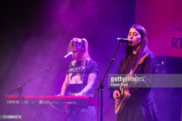 Sorcha Richardson performs at the RTE Choice Music Prize at Vicar Street on March 05 2020 in Dublin Dublin