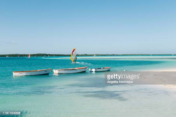 sorobon, bonaire island - ボネール島 ストックフォトと画像