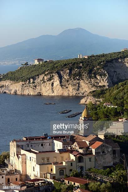 Sorrento peninsula view