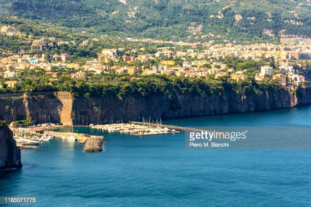 sorrento - sorrento italy stock pictures, royalty-free photos & images