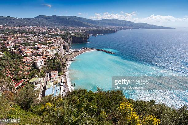 sorrento - sorrento stock pictures, royalty-free photos & images