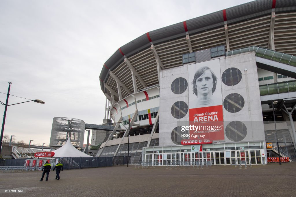 The Netherlands Faces The Coronavirus : News Photo