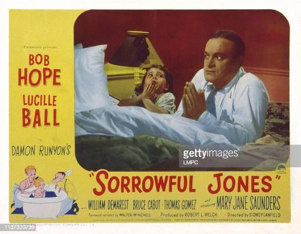 Mary Jane Saunders Bob Hope 1949