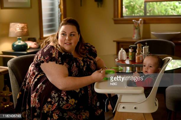 """Sorry"""" Episode 408 -- Pictured: Chrissy Metz as Kate, Baby Jack --"""