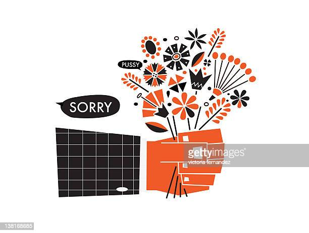 Sorry flowers