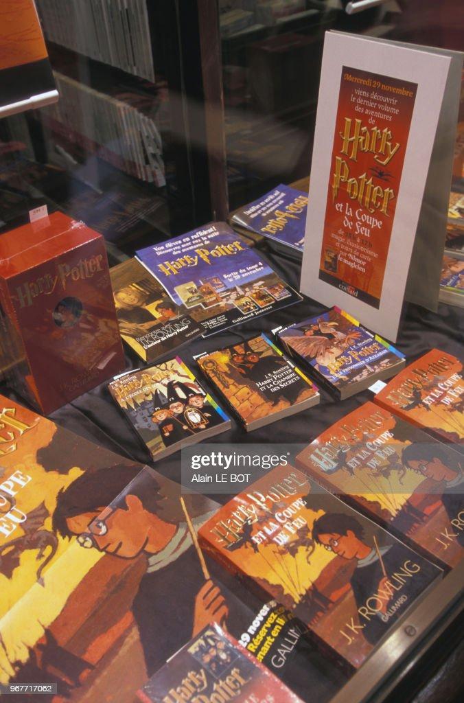 Sortie Du Livre Harry Potter Et La Coupe De Feu Quatrieme