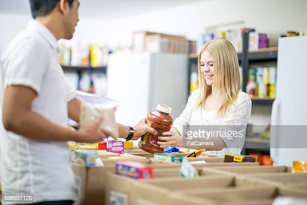 Sorting Non Perishable Foods