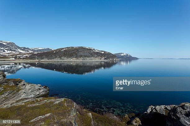 Sortvik Finnmark Norway