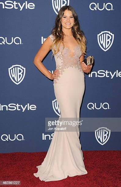 Sosie Bacon arrives at the 2014 InStyle And Warner Bros 71st Annual Golden Globe Awards PostParty on January 12 2014 in Beverly Hills California