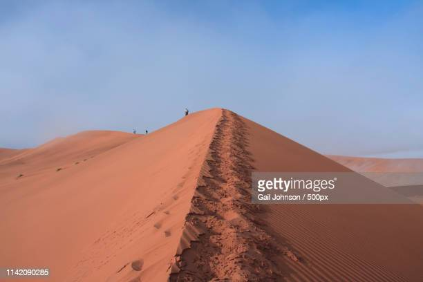 sossusvlei big daddy sand dune national park - namib naukluft national park stock pictures, royalty-free photos & images