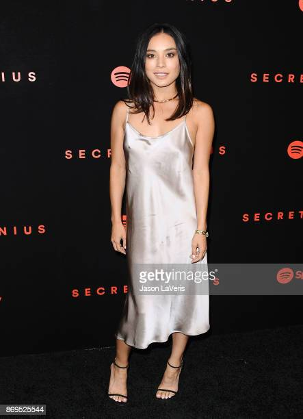 SoSuperSam attends Spotify's inaugural Secret Genius Awards at Vibiana Cathedral on November 1 2017 in Los Angeles California