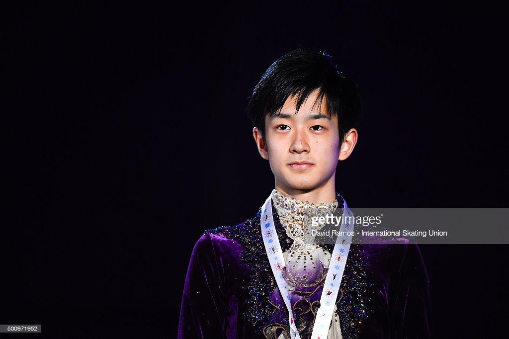 ISU Junior & Senior Grand Prix of Figure Skating Final 2015/2016 Final Barcelona - Day 2 : News Photo