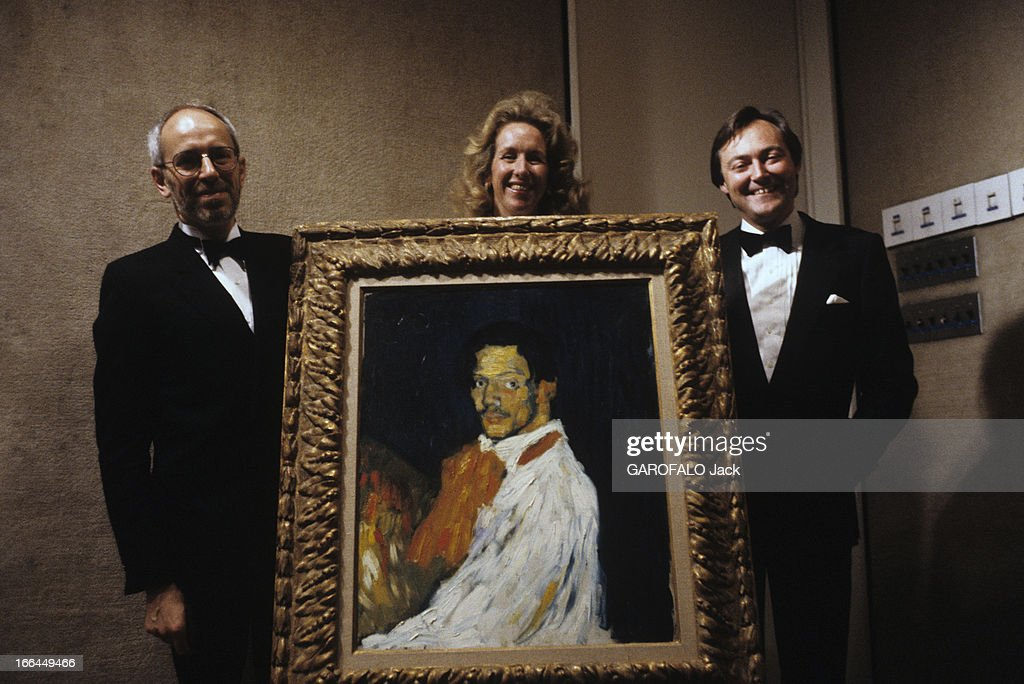 SOTHEBY AUCTION IN NEW YORK : Photo d'actualité