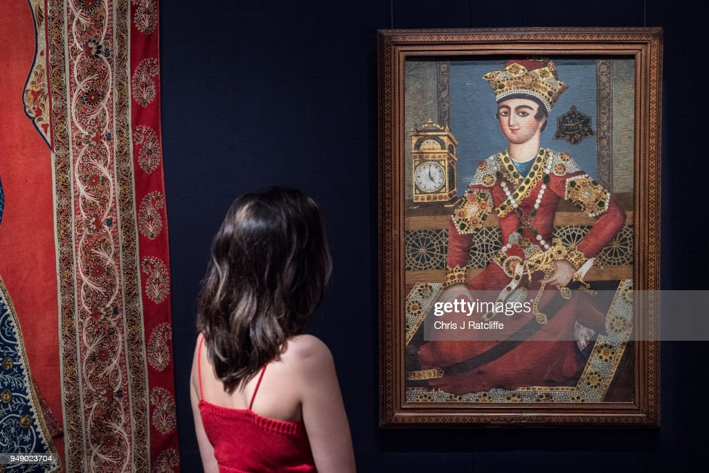 Sotheby's Middle East Press View