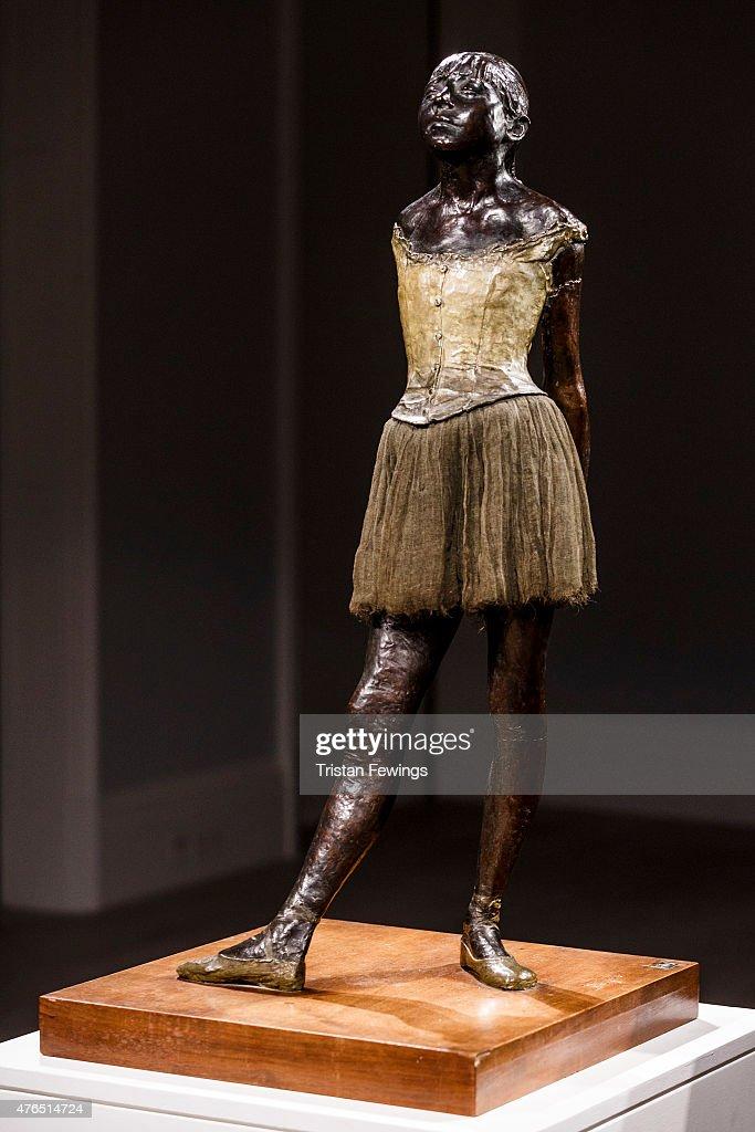 Degas And The Dancer : News Photo