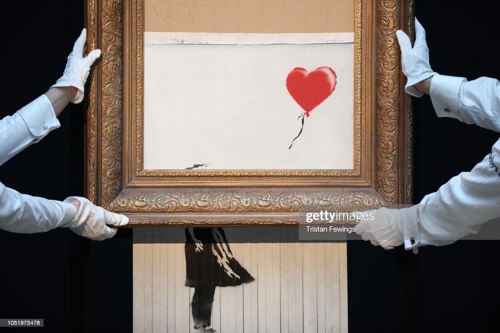 Sotheby's Press Call : News Photo