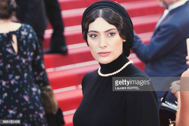 Soudabeh Beizaee attends the 'Based On A True Story' screening during the 70th annual Cannes Film Festival at Palais des Festivals on May 27, 2017 in...