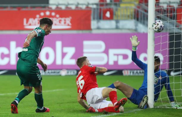 DEU: 1. FC Kaiserslautern v VfB Luebeck - 3. Liga
