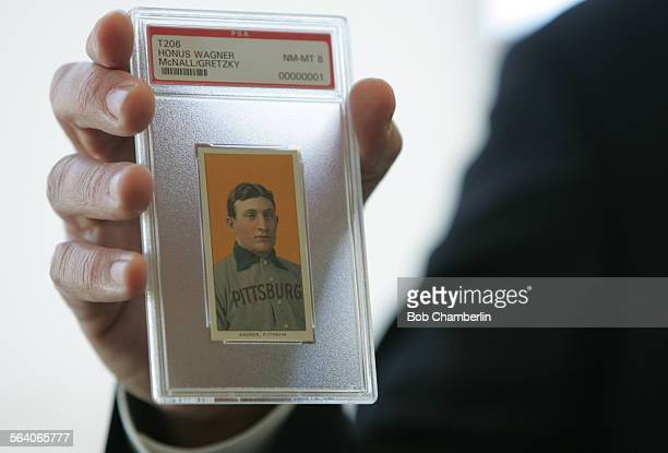 A sought–after baseball card once co–owned by hockey great Wayne Gretzky has been purchased by a Southern California collector for a record–setting...