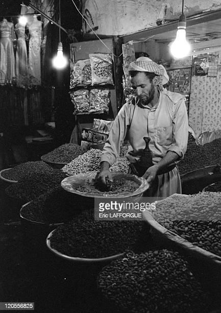 Souk in Sanaa Yemen