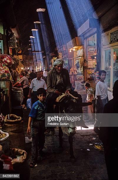 Souk of Aleppo