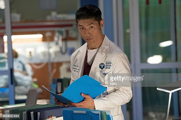 MED Soul Care Episode 201 Pictured Brian Tee as Dr Ethan Choi