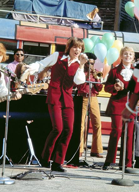 "USA: 25th September 1970 - ""The Partridge Family"" Premieres"
