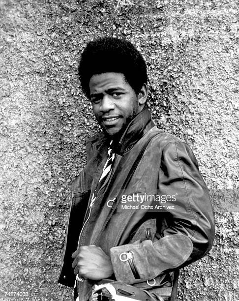 Soul singer Al Green poses for a portrait in circa 1972.