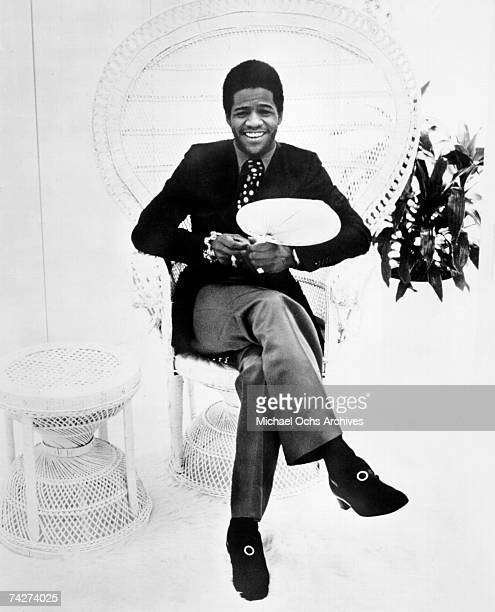 Soul singer Al Green poses for a portrait in circa 1973.
