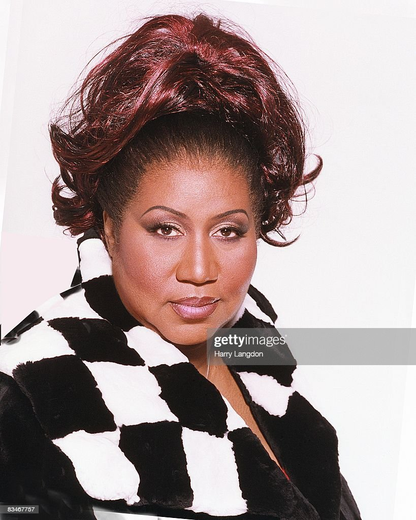 Soul singer Aretha Franklin poses for a portrait Session on December 16, 2005 in Detroit, Michigan.
