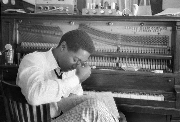 Sam Cooke At The Piano