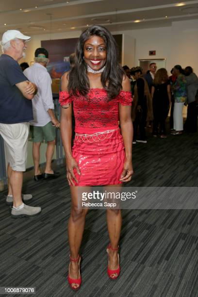 Soul Train dancer Diana Price at Soul Train Saturday Celebrating The Original Soul Train Dancers for the Closing of the Bruce W Talamon Exhibit at...