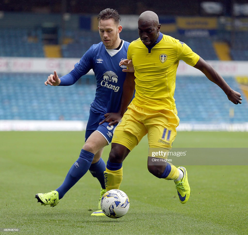 Leeds United v Everton - Pre Season Friendly : Nieuwsfoto's
