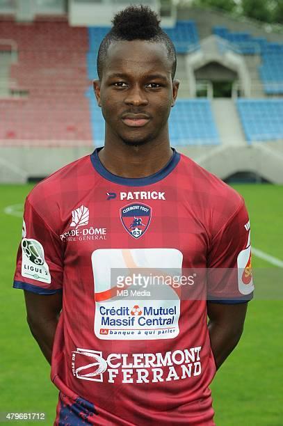 Souleymane SAWADOGO Portraits officiels Clermont Ligue 2 Jean Paul Thomas / Icon Sport/MB Media
