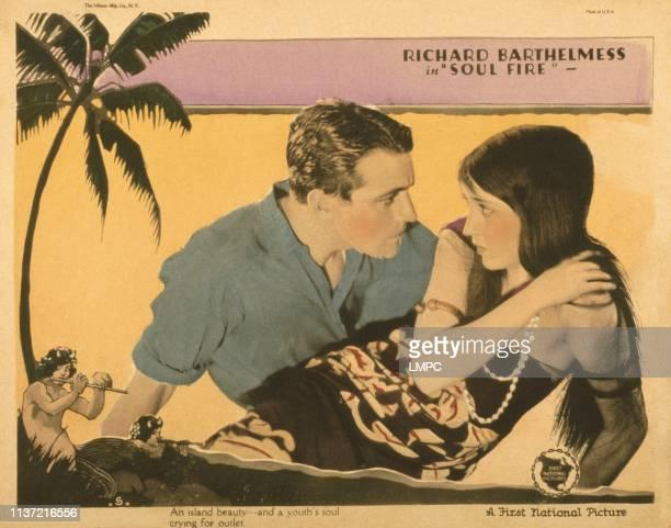 Richard Barthelmess Bessie Love 1925