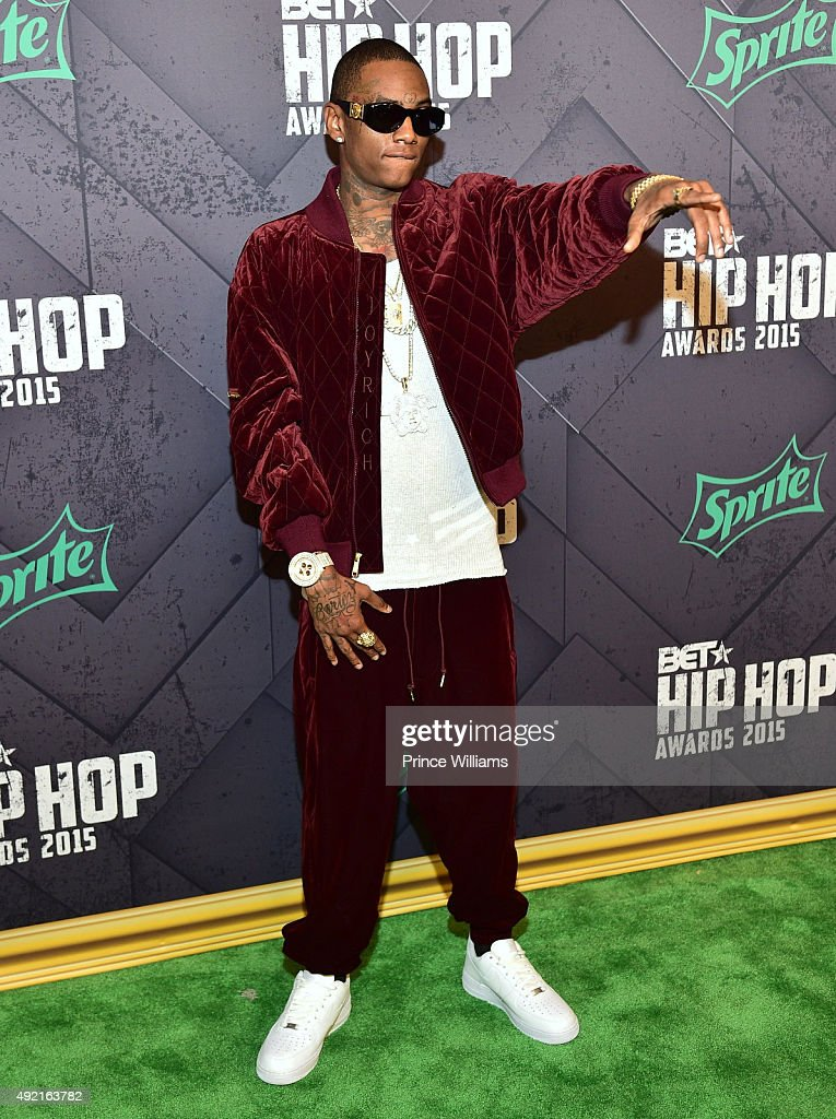 2015 BET Hip Hop Awards - Arrivals : News Photo
