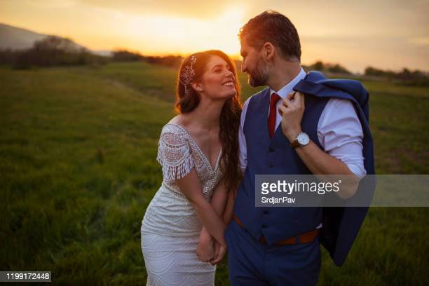 5 754 Country Wedding Photos And Premium High Res Pictures Getty Images