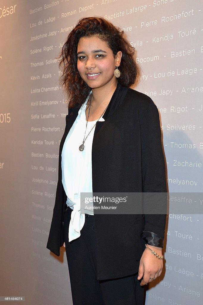 c4e62d3dab45  Cesar - Revelations 2015  Photocall And Cocktail Dinner At Salons Chaumet  In Paris
