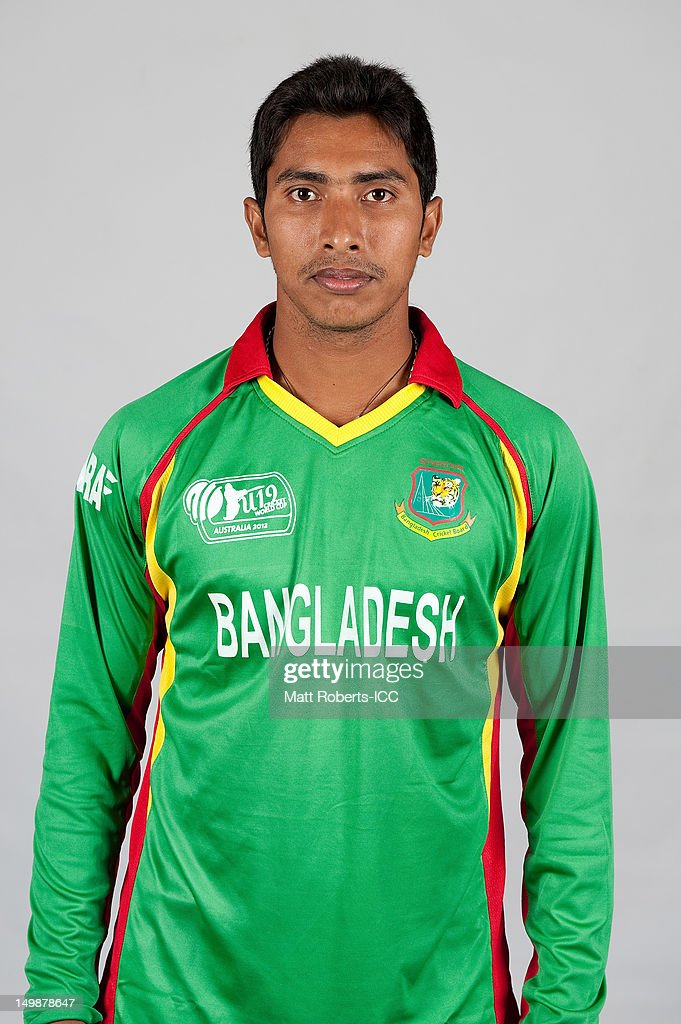 ICC U19 Cricket World Cup - Bangladesh Portrait Session : News Photo