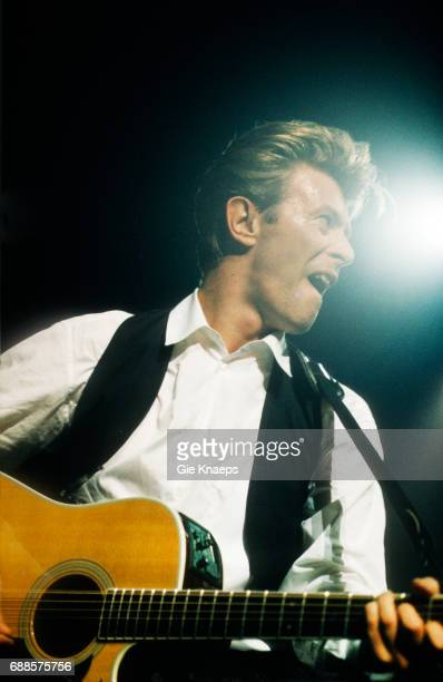 Sound and Vision Tour, David Bowie, Ahoy, Rotterdam, Holland, .