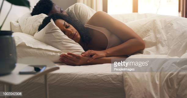 sound asleep with my sweetheart - couple sleeping stock pictures, royalty-free photos & images