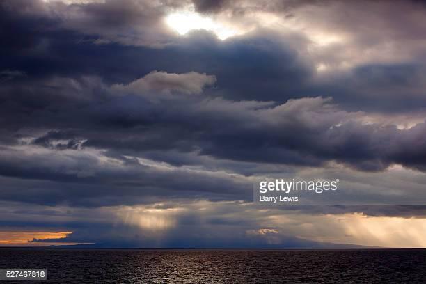 Sound between Isabela Island and Fernandina Island Galapagos