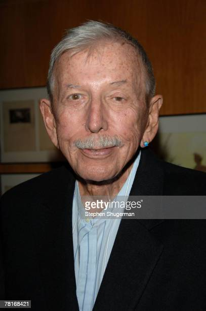 Sound editor Gene Cantamessa attends the Academy of Motion Picture Arts and Sciences screening of 'ET The ExtraTerrestrial' at the Samuel Goldwyn...