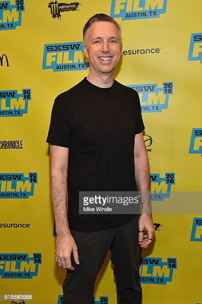 Sound editor Matthew Wood attends the screening of Secrets of The Force Awakens A Cinematic Journey during the 2016 SXSW Music Film Interactive...