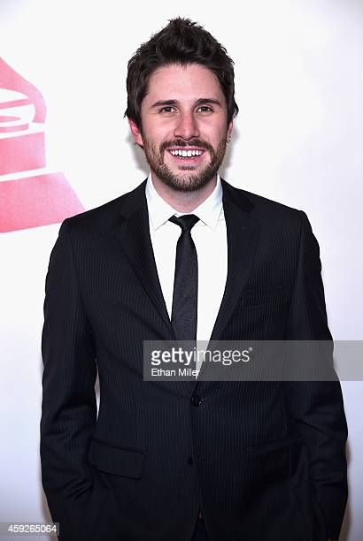 Sound engineer Juan Pablo Vega attends the 2014 Person of the Year honoring Joan Manuel Serrat at the Mandalay Bay Events Center on November 19 2014...